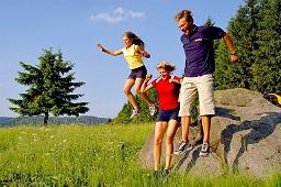Urlaub im Thüringer Wald