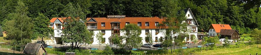 Hotel Waldmühle (Zella-Mehlis)