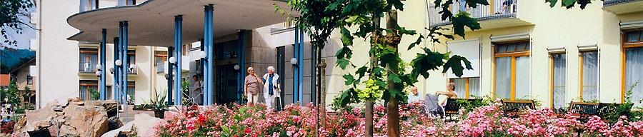 Kurpark-Klinik (Dr. Lauterbach Klinik) in Bad Liebenstein