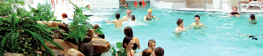 Badespa� in der Kyffh�user-Therme