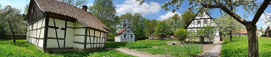 Hennebergisches Museum in Kloster Veßra