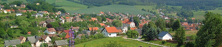 Trusetal im Thüringer Wald