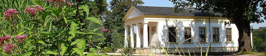 Römisches Haus im Ilmpark, Weimar
